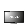 Monitoare 20-24 inch categoria 1
